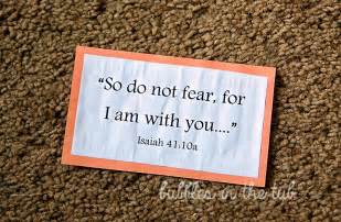 Do Not Fear I AM Always with You