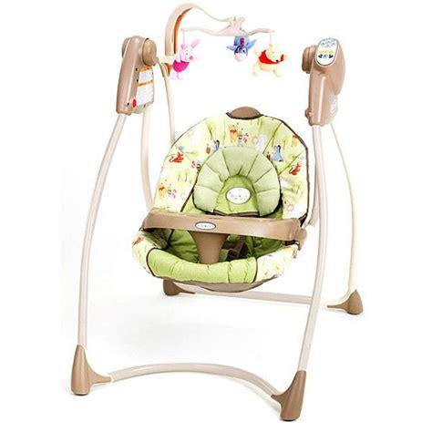 graco winnie the pooh swing best in baby swing graco baby swing lovin hug