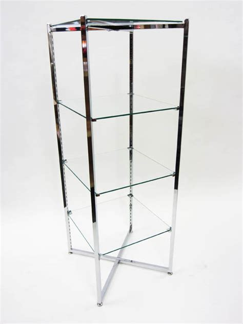 Folding Etagere by Folding Etagere 52in H Flt52 Gershel Brothers
