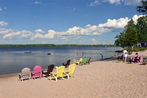 Boat Launch Carleton Place by Beaches Swimming Areas Lanark County Tourism