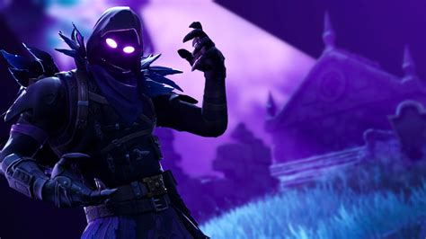 fortnite animated wallpaper  raven blurred