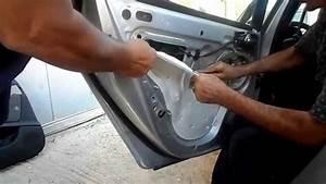 comment reparer leve vitre mecanique mokhtar tunisie With reparer serrure porte