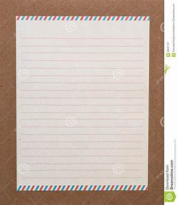 Letter paper stock image image of note business warm for Letter paperweights