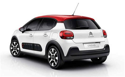 The New 20182019 Citroen C3  Younger Brother 20182019