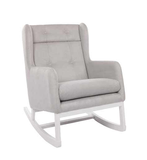 grey and white glider chair uk chairs model