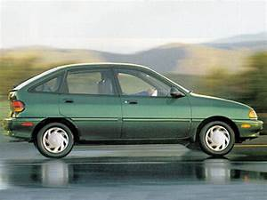 1995 Ford Aspire Specs  Pictures  Trims  Colors