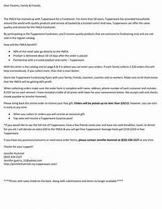 tupperware fundraiser letter jennifer h revised 2 23 15 by With tupperware fundraiser letter