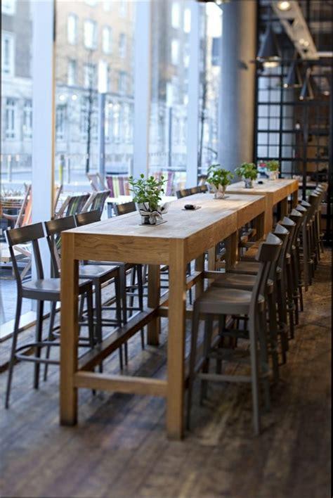 table bois cuisine cuisine bois table de cuisine haute en bois