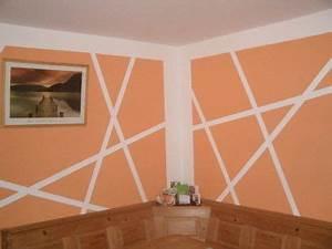 Streifen An Die Wand Malen Beispiele : die besten 25 wand streichen ideen muster ideen auf pinterest wand streichen muster ~ Markanthonyermac.com Haus und Dekorationen