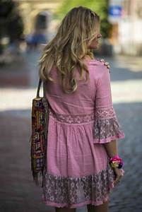 the hippie chic style for a summer day in the