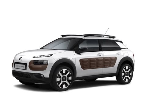 Citroen Car : Citroen C4 Cactus Ushers In A New Kind Of Low Cost Car