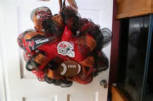 Tampa Bay Buccaneers Wreath