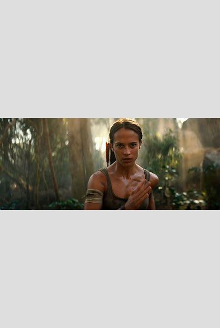 Alicia Vikander on Tomb Raider, the Importance of Lara Croft, and Stunts   Collider