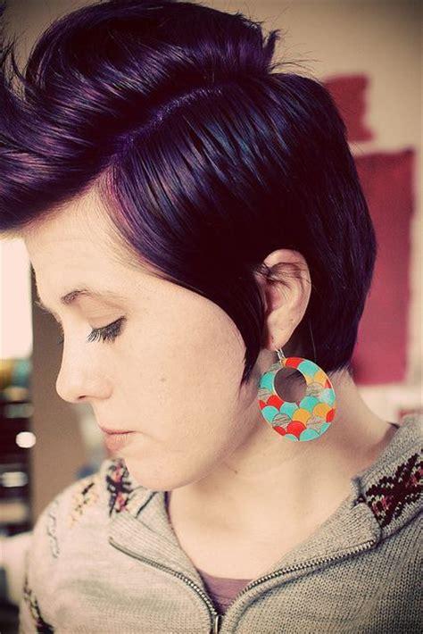 I Adore Purple Hair Hair Pinterest My Hair The