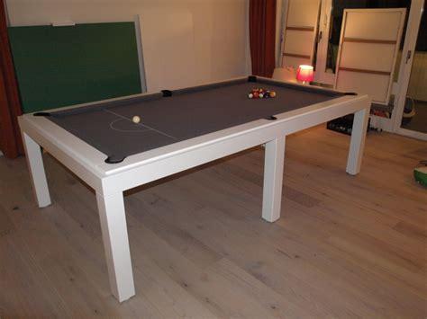 billard table de salle 224 manger kombi metal billard pool