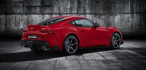 Images Of 2020 Toyota Supra 2020 toyota supra prematurely revealed in official photos