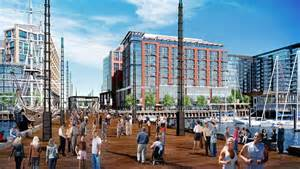 Southwest Home Plans The Wharf Will Begin Construction In March