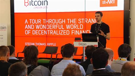 Interview with stefan thomas and pieter wuille early in june, pieter wulle, one of the core developers working on stefan: Bitcoin London 2013: Navigating the world of decentralized finance - Stefan Thomas, Ripple - YouTube