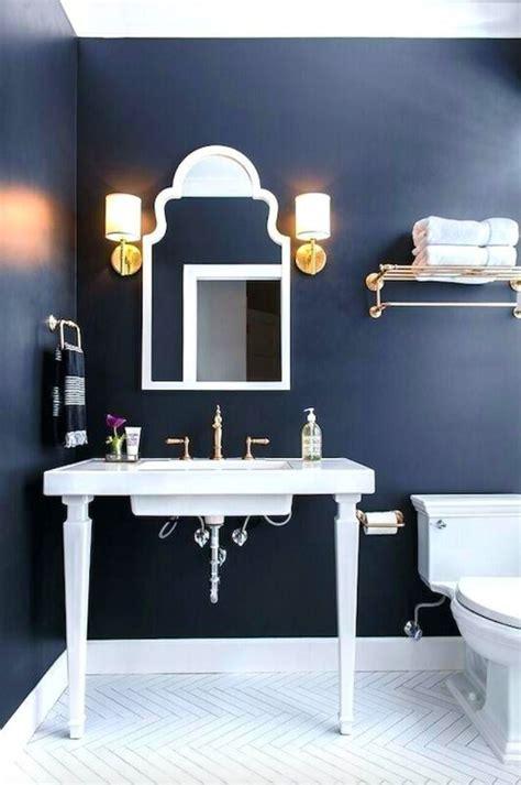 navy blue bathroom ideas blue bathroom decor navy
