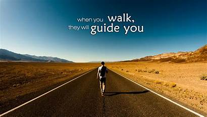 Guide Quotes Walk Wallpapers Lord English Christian