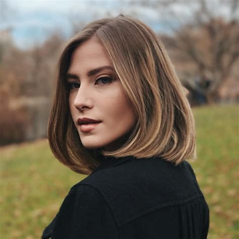10 classic shoulder length haircut ideas alert hairstyles 2019