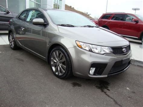 Find Used 2013 Kia Forte Koup Sx In 187 Kinetic Dr