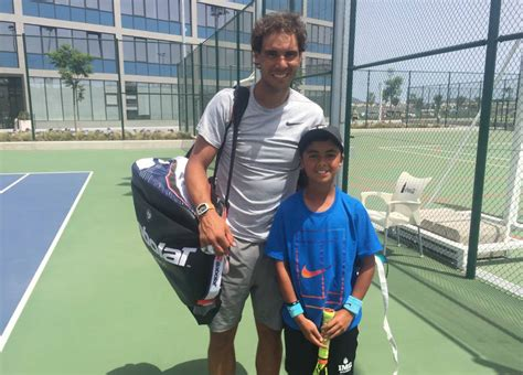 Young tennis ace off to Spain | St George & Sutherland ...