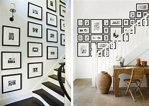 design d39escalier scandinave affiches encadrees pour With idee deco mur escalier