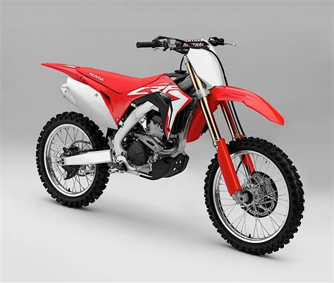 honda crf 2018 honda crf250r gets new engine with better top end
