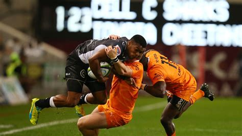 Club w d l f/a points 1st melbourne storm 15 0 2 +434 32 2nd penrith. Sharks 26 - 10 Cheetahs - Match Report & Highlights