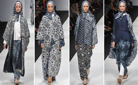 rancangan busana muslim modern  desainer ternama