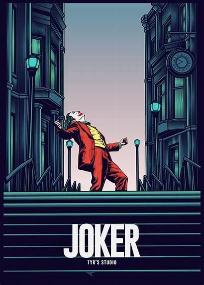 Joker Poster Alternative Behance