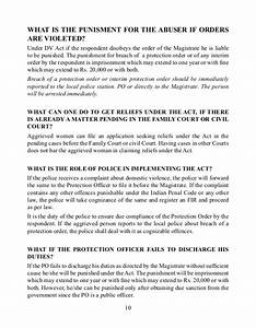 domestic violence act 2005 in english With domestic violence witness letter