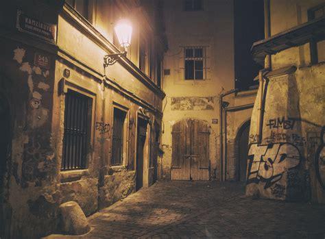 Free Image Old Street In Prague  Libreshot Public Domain