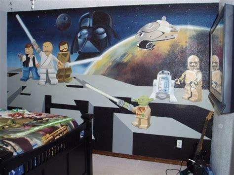 wars decoration chambre décoration chambre lego wars