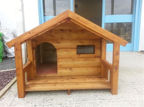 Small Wooden Dog House Plans