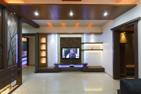 indian home interiors pictures low budget interior designs for living room tv room interiors pune