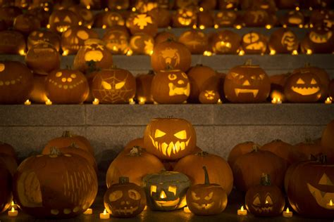 History Of Pumpkin Carving And Trick Or