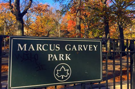 Teen Robbed at Knifepoint While Crossing Marcus Garvey