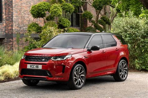 land rover discovery sport molto piu   restyling