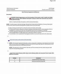 2019 Ford Ranger 2 3l Service Manual   Repairmanualus