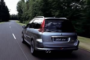206 Sw Fiche Technique : fiche technique peugeot 206 sw 1 4 hdi auto titre ~ Maxctalentgroup.com Avis de Voitures