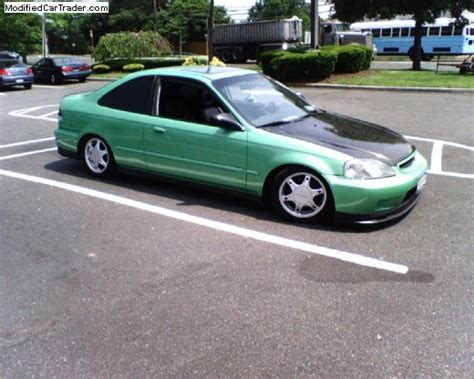 1999 Honda Civic Ex For Sale