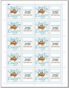 business card template 10 up indesign illustrator planmade With illustrator business card template 10 up
