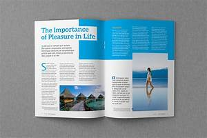 Magazine  U0026 Proposal Indesign Templates