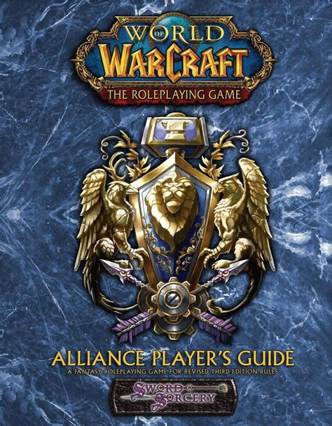 Alliance Player's Guide - Wowpedia - Your wiki guide to ...