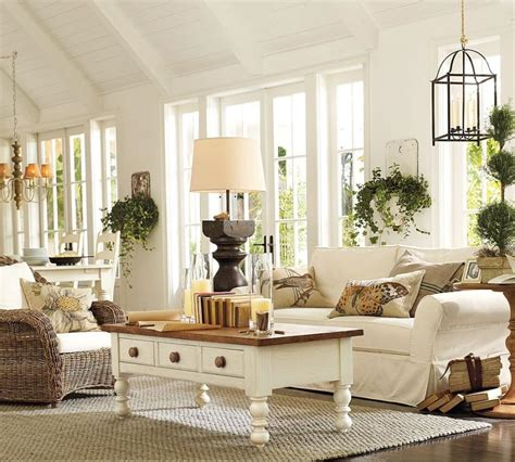Pottery Barn Living Room by Pottery Barn Living Rooms Photos