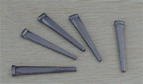 concrete nails steel nails masonry flat nail concrete nails 50 mm imports easy