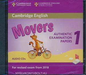 Mover Test 2018 : cambridge english movers 1 class audio cds for revised ~ Jslefanu.com Haus und Dekorationen