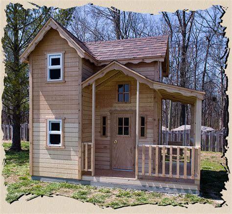 wooden mini playhouse plans  plans